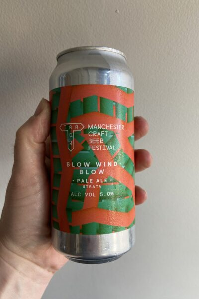 Blow Wind Blow Pale Ale by Track Brewing Company.