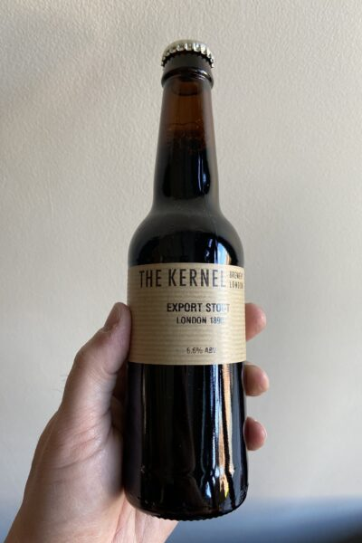 Export Stout 1890 by The Kernel Brewery.