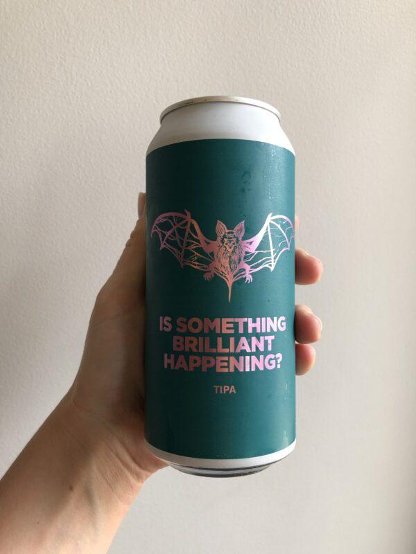 Is Something Brilliant Happening? TIPA by Pomona Island x LERVIG.