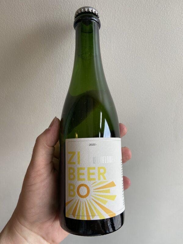 Zibeerbo 2020 Australian Wild Ale by Wildflower Brewing and Blending.
