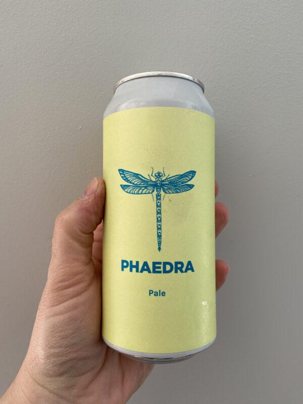 Phaedra New England Pale Ale by Pomona Island Brew Co.