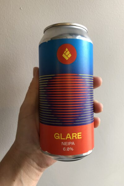 Glare New England IPA by Drop Project.