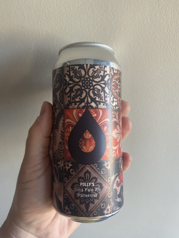 Patternist New England IPA by Polly's Brew Co.
