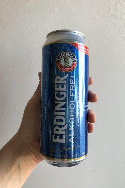 Erdinger Alcohol Free by Erdinger.