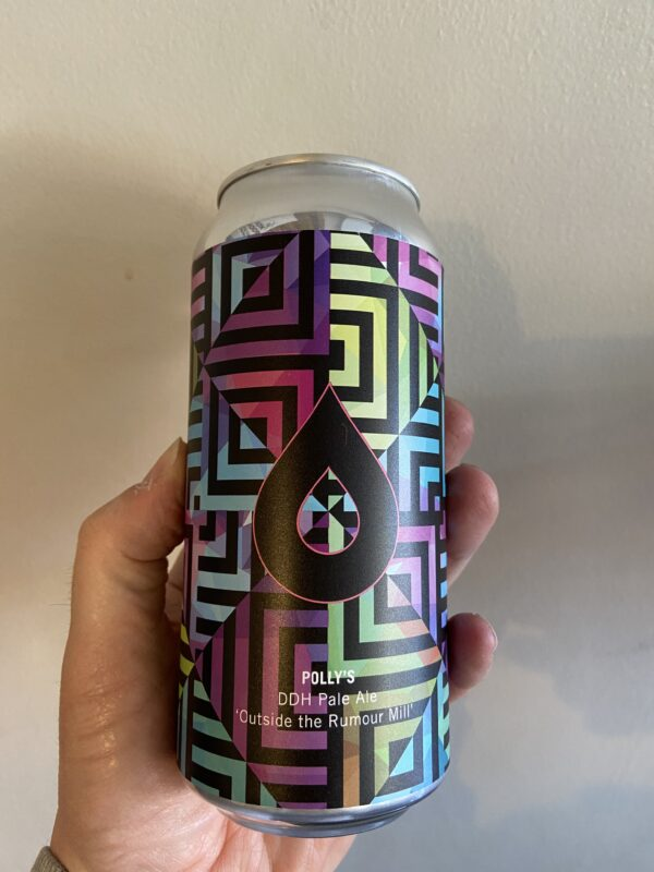 Outside The Rumour Mill DDH Pale by Polly's Brew Co.