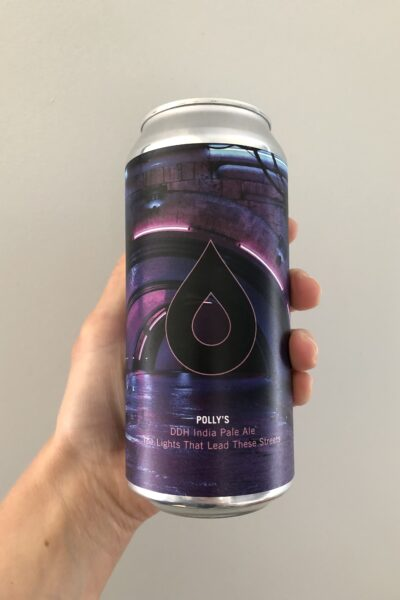The Lights That Lead These Streets DDH IPA by Polly's Brew Co.