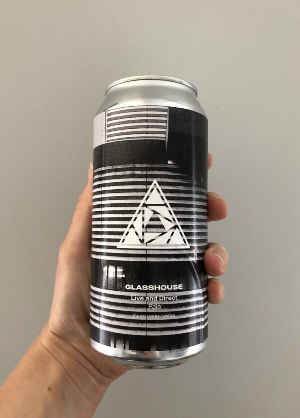 Live and Direct Pale Ale by Glasshouse Beer Co.
