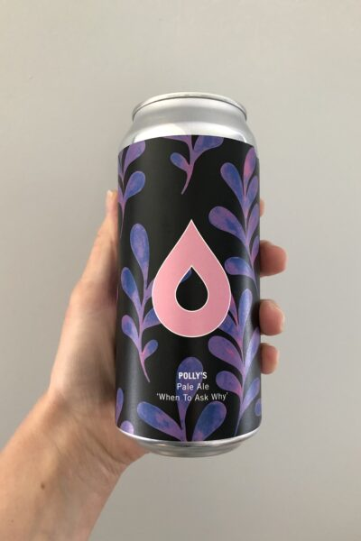 When to Ask Why Pale Ale by Polly's Brew Co.