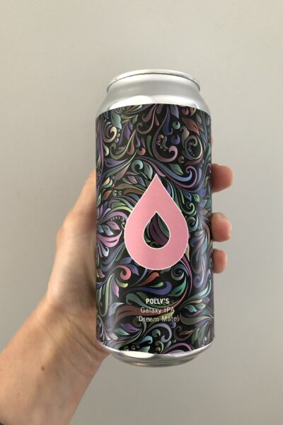 Dream Mate Galaxy IPA by Polly's Brew Co.