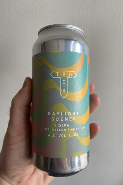 Daylight Scenes Imperial IPA by Track Brewing Company.