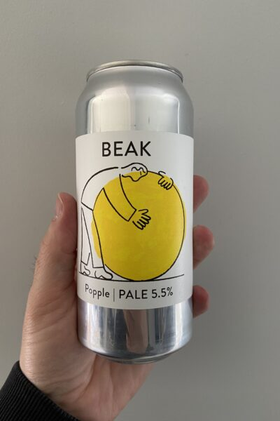Popple Pale Ale by The Beak Brewery.