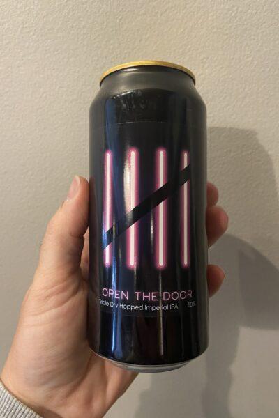 Open the Door Triple IPA by Neon Raptor Brewing Co.