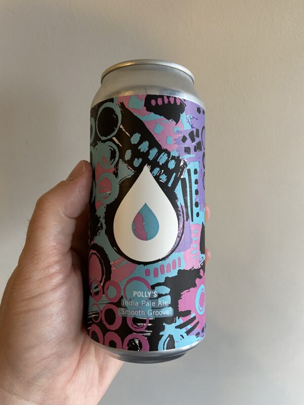 Smooth Groove IPA by Polly's Brew Co.