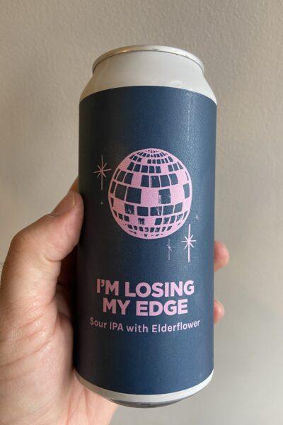 I'm Losing My Edge Sour IPA by Pomona Island Brew Co.