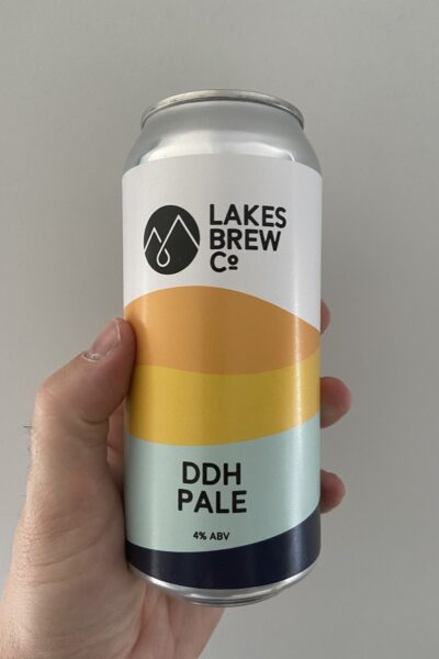 DDH Pale by Lakes Brew Co.