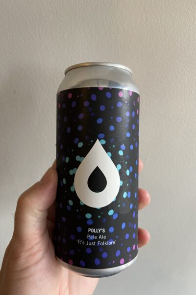 It's Just Folklore Pale Ale by Polly's Brew Co.