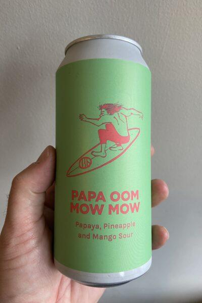 Papa Oom Mow Mow Sour by Pomona Island Brew Co.