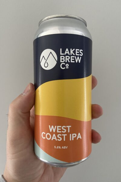 West Coast IPA by Lakes Brew Co.