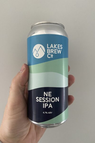 NE Session IPA by Lakes Brew Co.