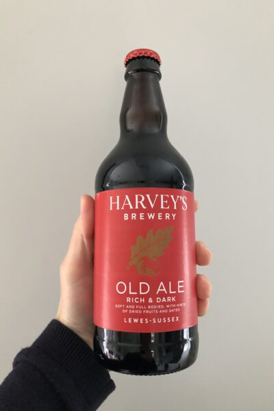Harvey's Old Ale by Harvey's Brewery.
