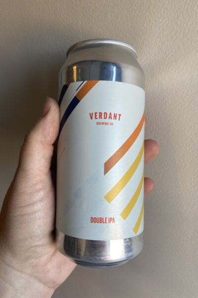Swifts or Swallows? Imperial IPA by Verdant Brewing Company.