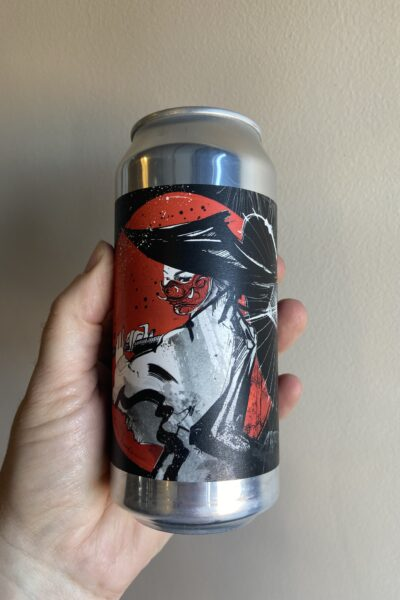 Conventional Tactics New England IPA by Verdant Brewing Company.