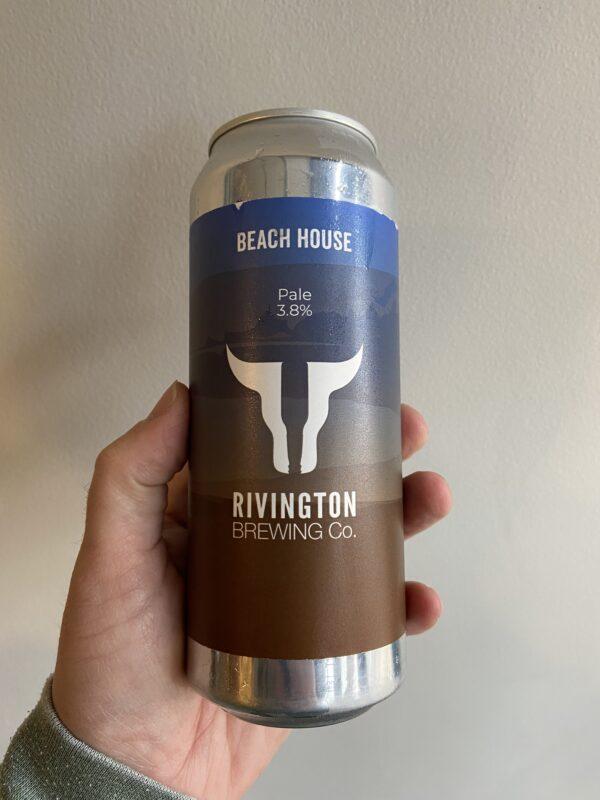 Beach House Pale Ale by Rivington Brewing Co.