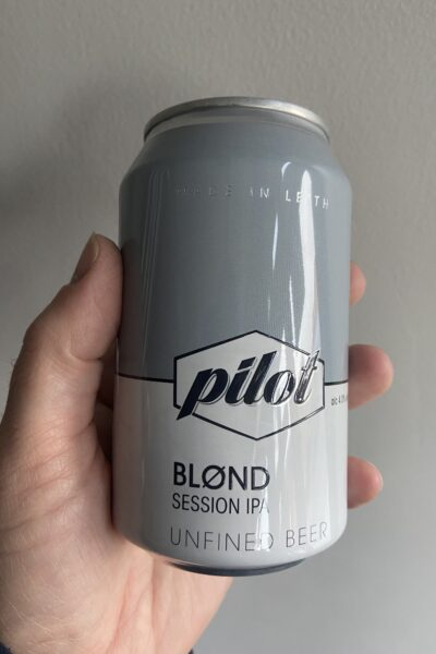 Blond by Pilot.