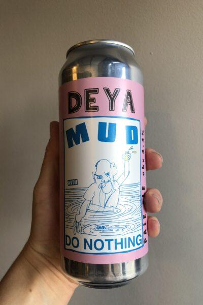 Mud Pale Ale by Deya Brewing Company.